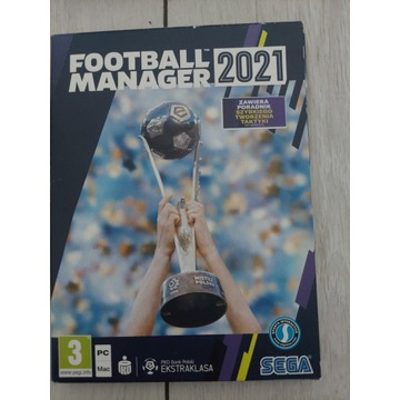 Football Manager 2021 PL PC
