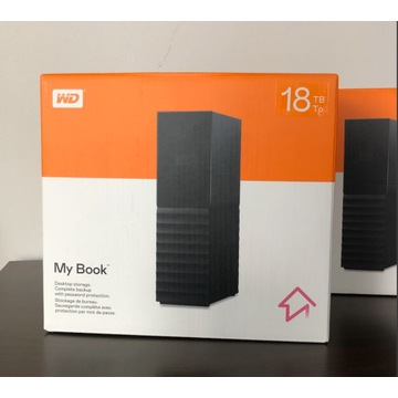 WD My Book 18TB - HDD USB 3.0 Western Digital Chia