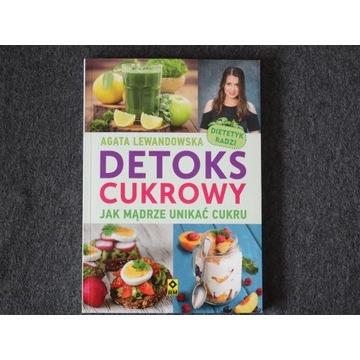 Agata  Lewandowska Detoks cukrowy