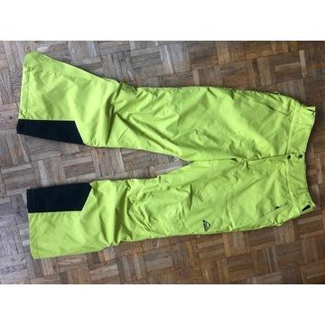 Spodnie snowboardowe McKinley XL Recco wodoodporne