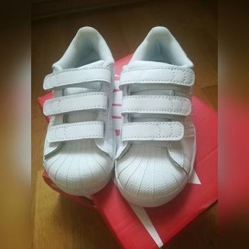 Adidas Superstar 28 adidasy rzepy wiosna