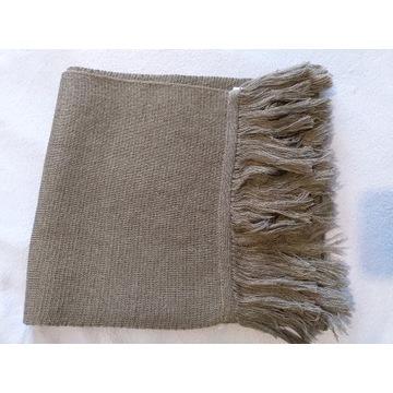 Szalik zimowy koloru khaki wz.535