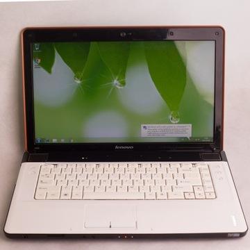 Laptop LENOVO Y550  4GB RAM/DYSK 500GB/DWA RDZENIE
