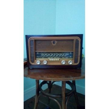 Oryginalne radio lampowe Thomson Voice du Monde