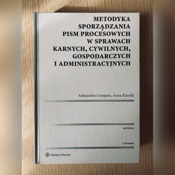 Metodyka sporządzania pism procesowych w sprawach