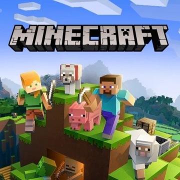 Minecraft premium JAVA EDITION PL PC