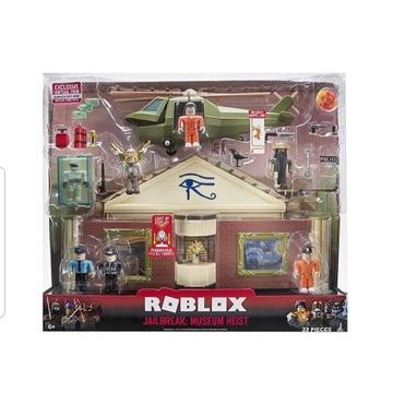 Nowy zestaw Roblox Jailbreak Museum Heist