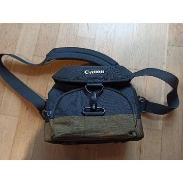 Oryginalna duża torba na aparat Canon DSLR