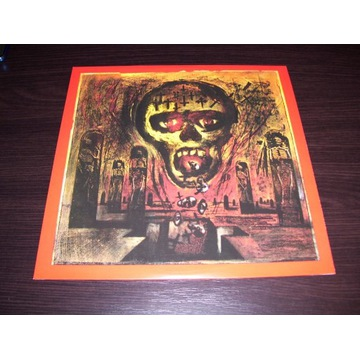 SLAYER-SEASONS IN THE ABYSS. LP.