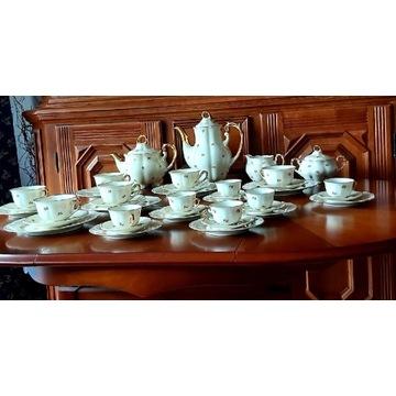 Serwis kawa ,herbata Ćmielów fason 520 dek.6458