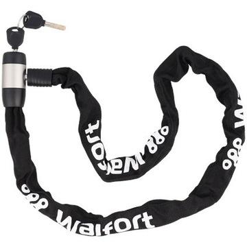 Łańcuch zapięcie Walfort 120 cm