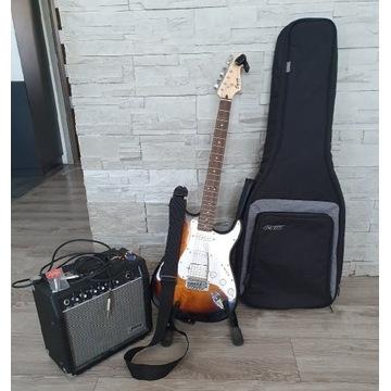 Gitara Squier by Fender Bullet Stratocaster