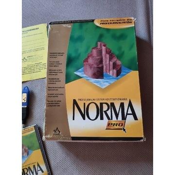 Norma Pro 4.23..program do kosztorysowania