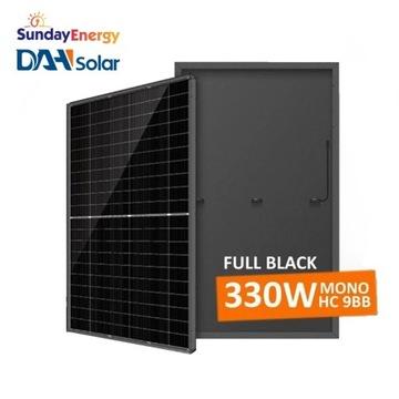 Panele fotowoltaiczne DAH Solar 330W FULL BLACK