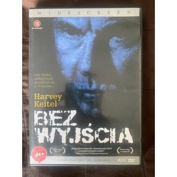 Bez Wyjścia DVD - H. Keitel - super stan