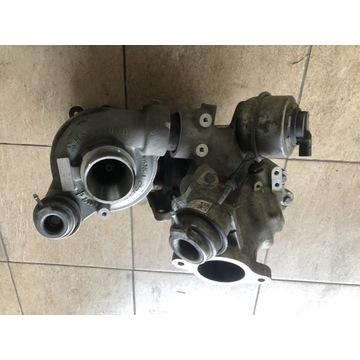Turbosprężarka Mazda CX-5 6 2.2 Diesel Uszkodzona