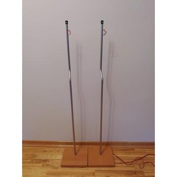 Stojaki na kolumny głośnikowe wys. 102 cm