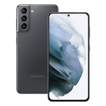Samsung Galaxy S 21 5G 8/128szary-z ubezpieczeniem