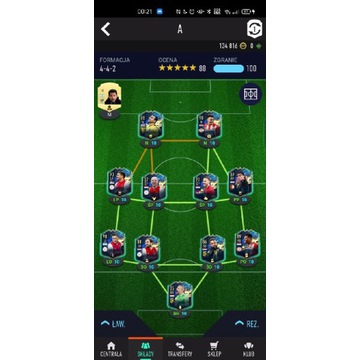 Konto Fifa 21 PC