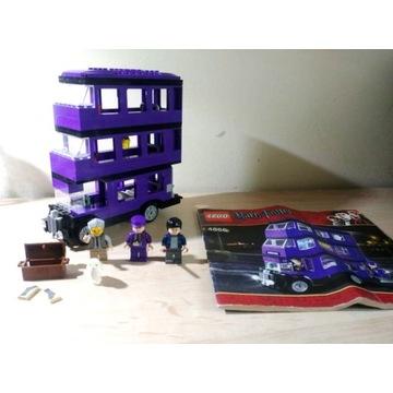 Zestaw Lego 4866 oryginalny Harry Potter instrukc