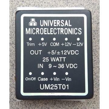 SIEMENS UM25T01 UNIVERSAL MICROELECTRONICS
