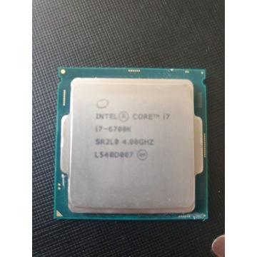 Procesor I7-6700K