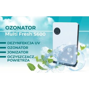 OZONATOR Multi Fresh S600