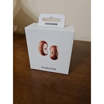 Nowe Słuchawki Samsung Air Buds Live