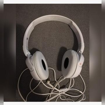 Słuchawki Sony MDR-ZX310 nauszne białe składane