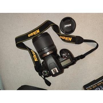 Nikon D7500 + AF-S DX 18-140mm ED VR