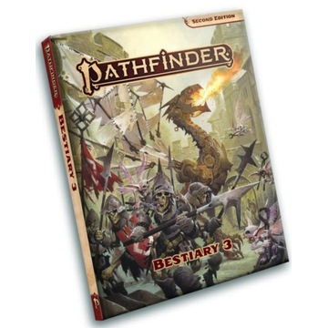 Pathfinder 2E - Bestiary 3