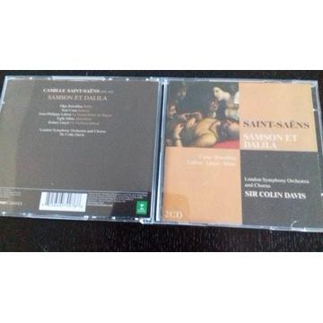 Saint-Saens Samson et Dalila 2CD
