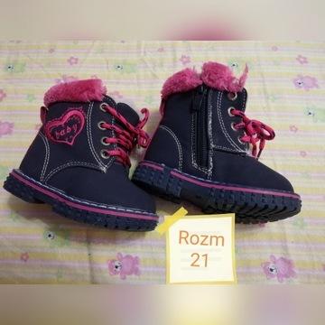 Buty zimowe ocieplenie 21
