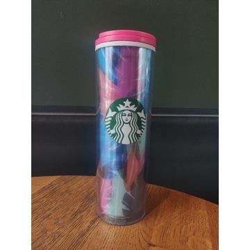 Kubek plastikowy tumbler Starbucks