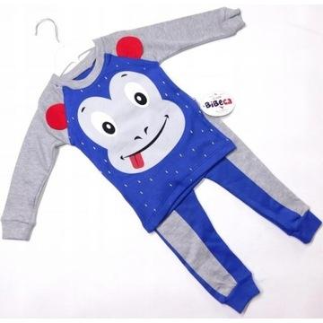 Komplet dres Bibeca Małpka 68 cm