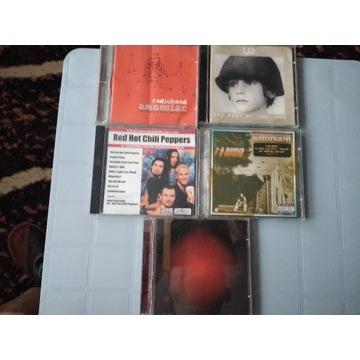 Płyty CD różne