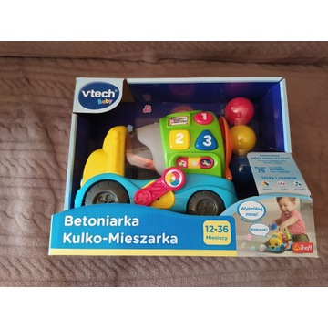 Betoniarka Kulko-Mieszarka Vtech