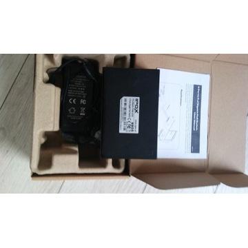Przełącznik Gigabit Ethernet PoE+ Switch PX-SW4G-P
