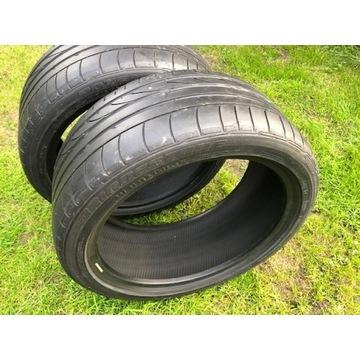 2x Bridgestone Potenza 245/40/18 93Y