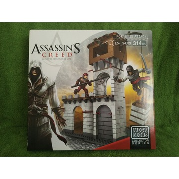 MEGA BLOKS Assassin's Creed FORTRESS ATTACK OKAZJA