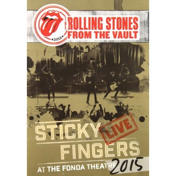 The Rolling Stones: Sticky Fingers Live [DVD]