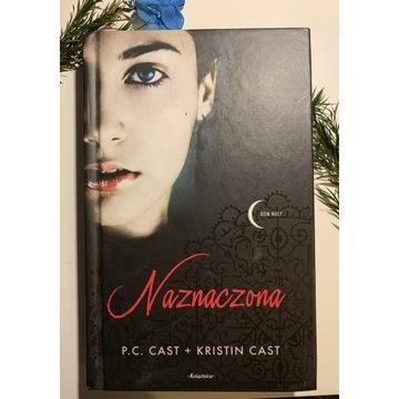 Naznaczona  - P.C. i Kristin CAST - Seria Dom Nocy