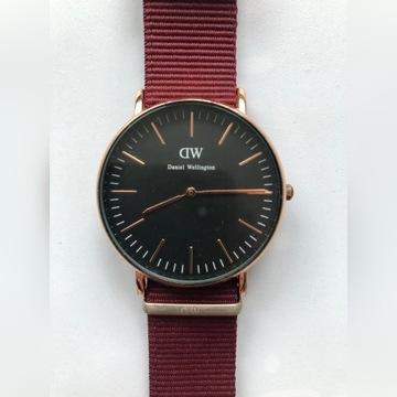 Zegarek Daniel Wellington, damski, męski, 40 mm