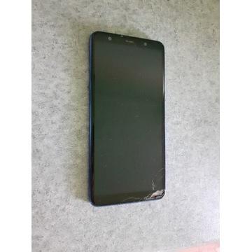 Samsung a7 uszkodzony wyświetlacz