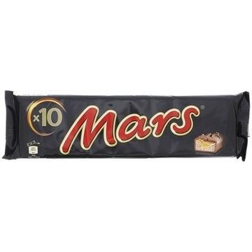 Mars 10 x 45 gramów