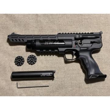 Pistolet PCP Weihrauch HW44 z na gwarancji kal.4,5