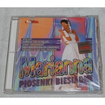 Marianna PIOSENKI BIESIADNE 1995 nowa w folii