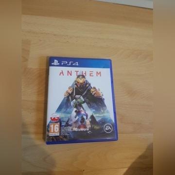 Gra PS4 ANTHEM PlayStation 4 Polska wersja