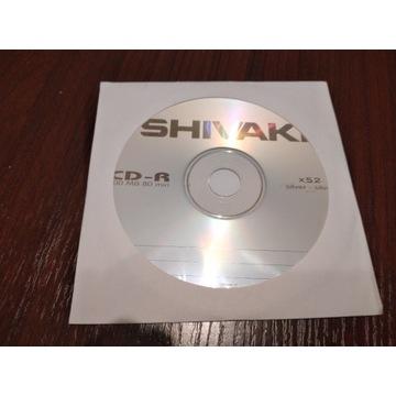 Czyste płyty CD-R sztuk 25.