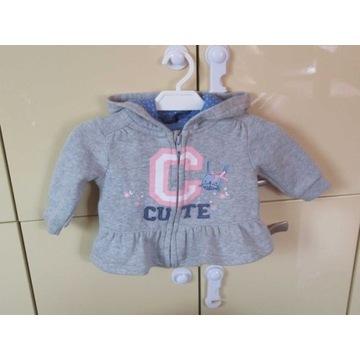 Bluza TINY LITTLE WONDERS dla niemowlaka 0-3 m
